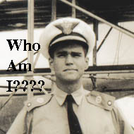 Brazilian Air Force Officer in Rio in '44