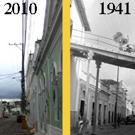 Ribeira District in 1941 and 2010